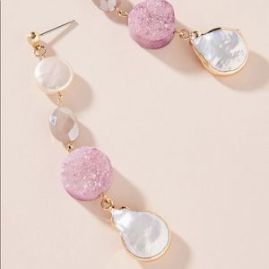 ANTHROPOLOGIE Leighton Drop Earrings